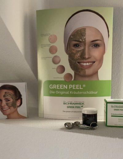 Green Peel | Ein Genuss für die Haut | Wellness Emotion
