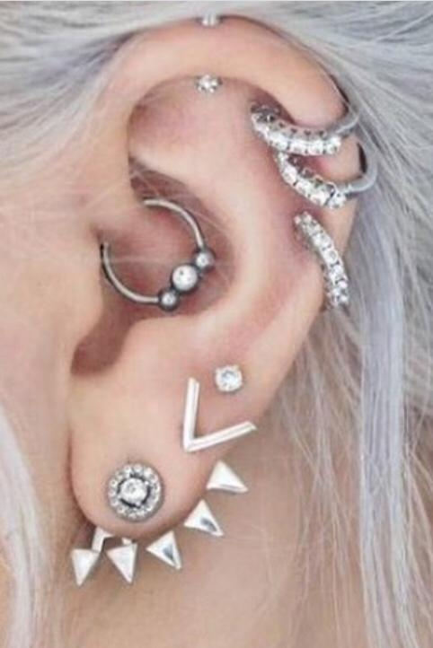 Ohrpiercing