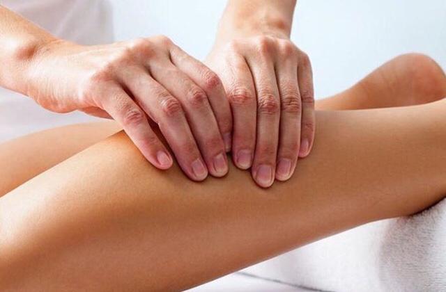 Sport Massage Rücken/Beine