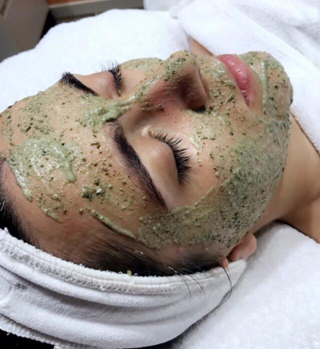 Green Peel Kräuterschälkur